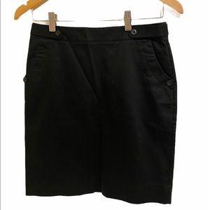 Tommy Hilfiger Navy pencil Skirt sz 0